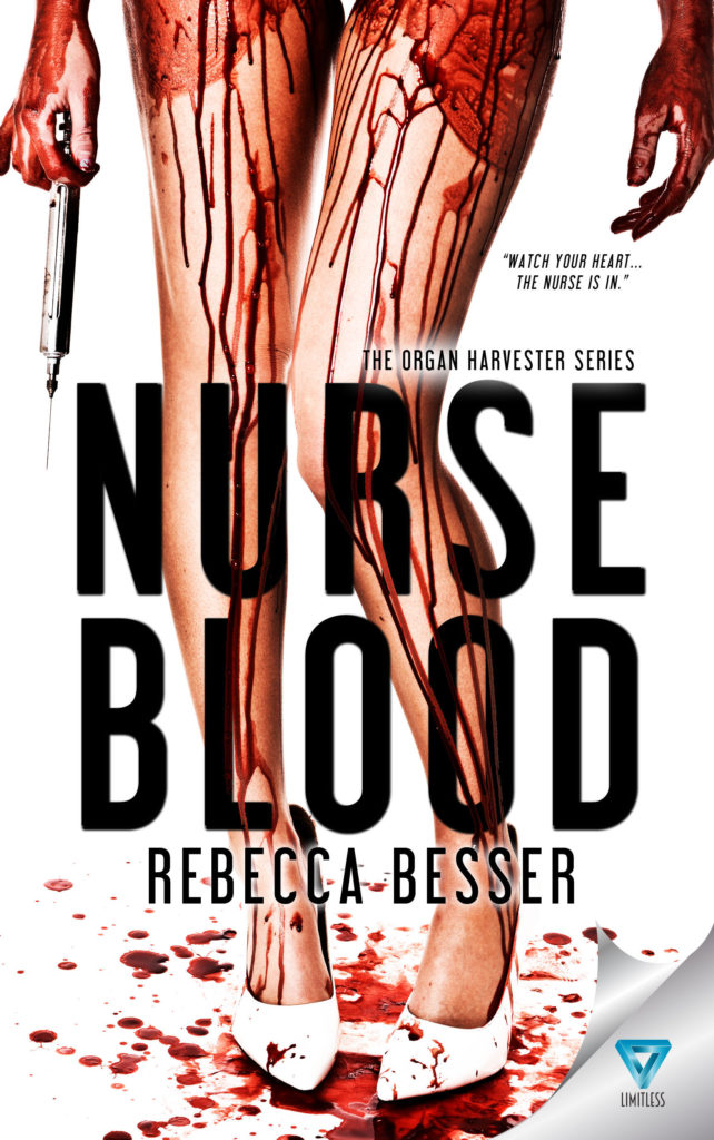 Nurse Blood Front Cover