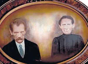 Dyer portrait
