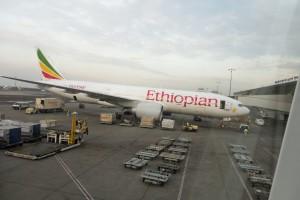 Ethiopian Air Lines Boeing 787