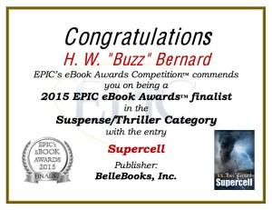 Epic award 2015