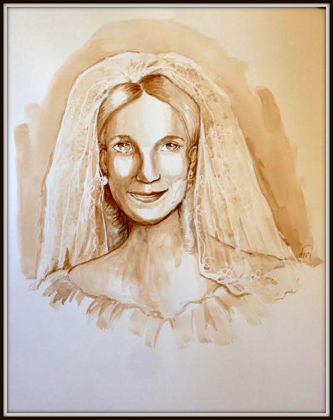 Valerica Dietrich - Framed